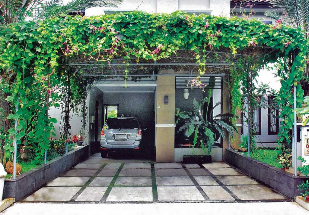 3 Carport Design For Car Shelter And Pergola Ideas  Roy Facade Sample in House With Carport On Side