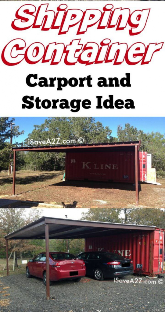 6 Diy Carport Ideas  Plans That Are Budgetfriendly ⋆ Diy Image Example of Cheap Diy Carport Ideas