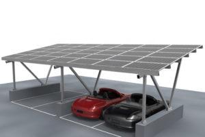 Aluminum Cantilever Solar Carportsolar Awning Kitsolar Carport Lighting   Buy Cantilever Solar Carportsolar Awning Kitsolar Carport Lighting Image Example in Solar Carport Lighting