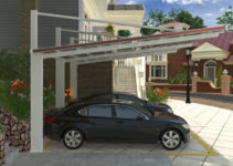 Aluminum Frame Cantilever Carport Canopy Car Shelter  Buy Aluminum  Cantilever Carportcarport Materialcarport Accessories Product On  Alibaba Photo Example for Cantilever Carport Canopy