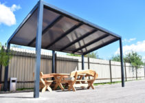 Aluvilla Carport Company – Albe Überdachung Photo Example of Metal Carport Manufacturer