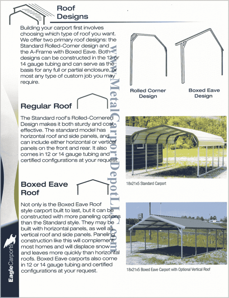Answers To Faq About Metal Carports  Metal Buildings Photo Example in Do I Need A Building Permit For A Metal Carport