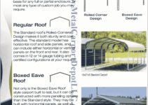 Answers To Faq About Metal Carports  Metal Buildings Picture Example for Metal Carport Roof Sweating