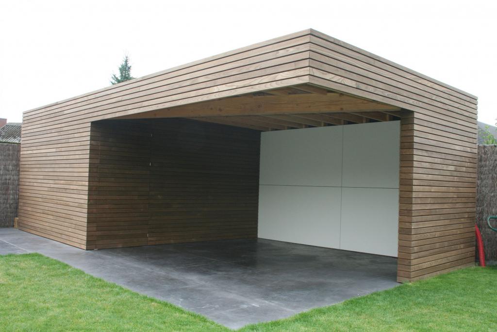 Best Ideas Of Carports Shed Roof Carport Designs Flat Facade Sample for Modern Flat Roof Carport