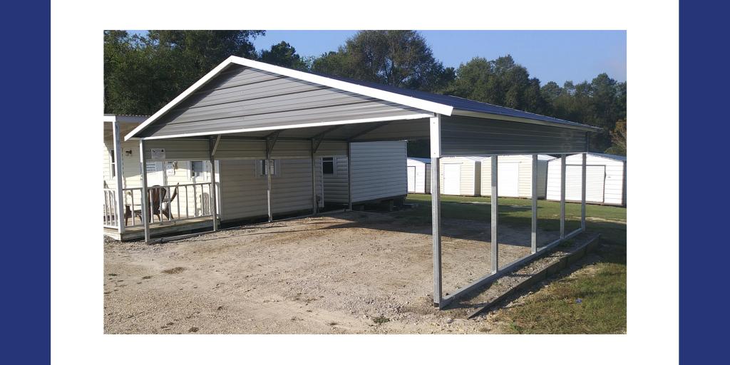 Better Buildings  Buildings Dealer In Sandersville Ga Picture Example in Garage Carport Combo