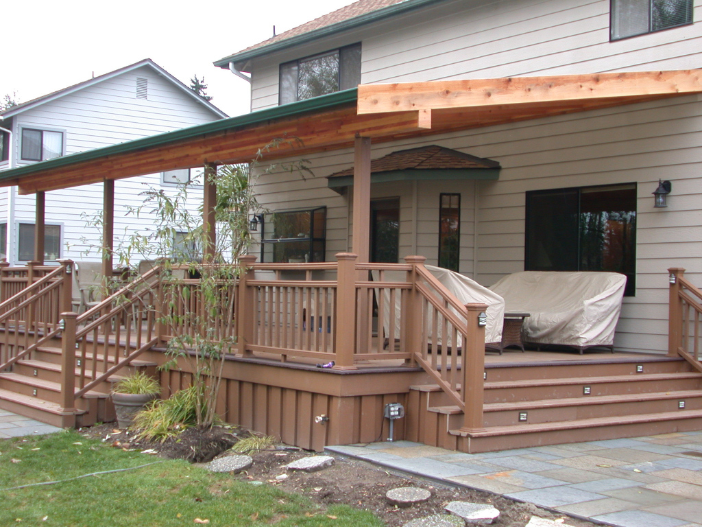 Build Patio Cover Fresh How To A Attached House Roof Pitch Facade Example in Wood Carport Attached To House