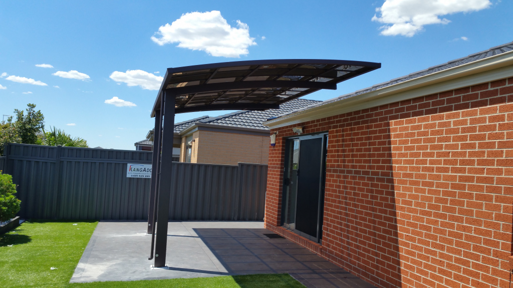 Cantilevered Carports Kangado Picture Sample in Cantilever Carport Canopy