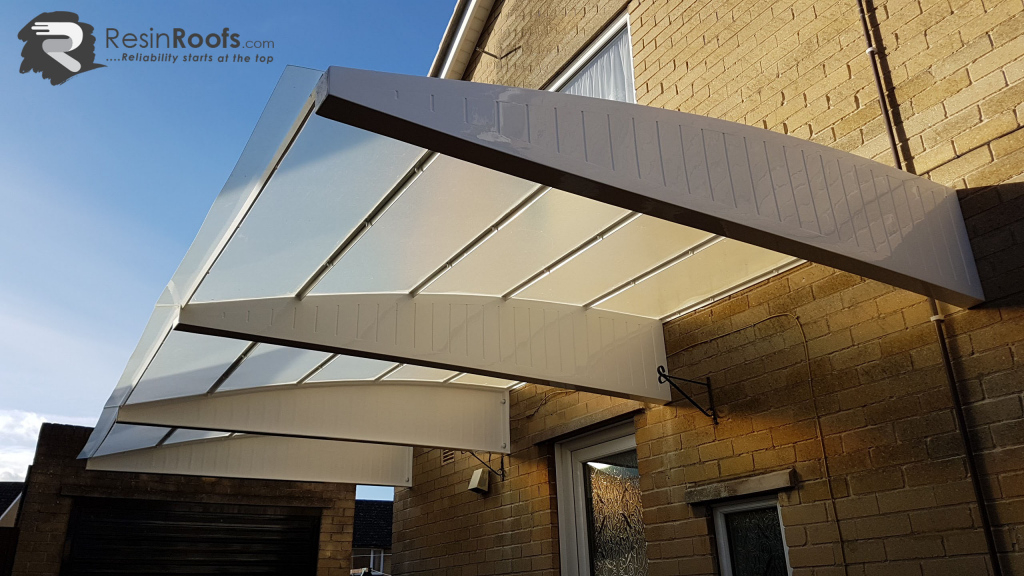 Carport Cantilever Grp Up To 2440Mm Projection Including Fixing Kit Picture Example in Cantilever Carport Canopy