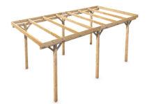 Carport Flat Roof Carport Plans Picture Sample of Flat Roof Carport Kit