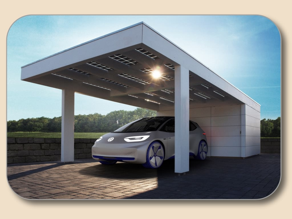 Carport Modern Nach Maß Von Holzonde Picture Sample in Modern Carport Designs