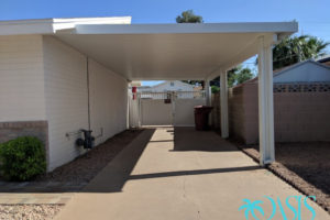 Carport  Oasis Patio Cover Photo Sample in Wood Carport Cost