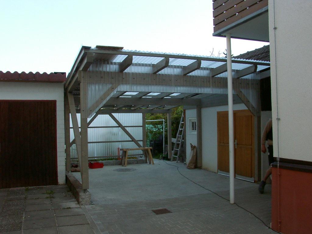 Carport  Pergola Picture Example of Large Metal Carport