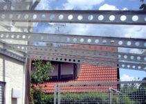 Carport Pergola Und Glasdächer Nach Maß  Glas Voit Gmbh Image Sample in Metal Carport 795