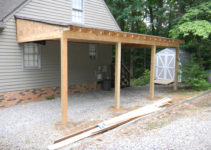 Carport Progress Photos Rbm Remodeling Solutions Llc  Home Facade Sample of Diy Carport Attached To House