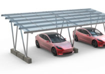 Carport Solar Mount System  Canopy  China Solaracks Facade Example of Solar Carport Structures