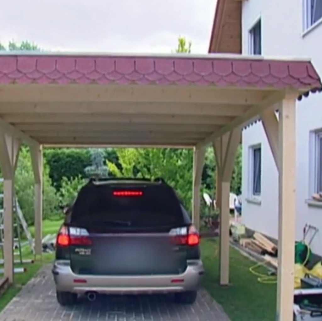 Carport Wann Ist Eine Baugenehmigung Erforderlich Image Example of Metal Carport Do It Yourself