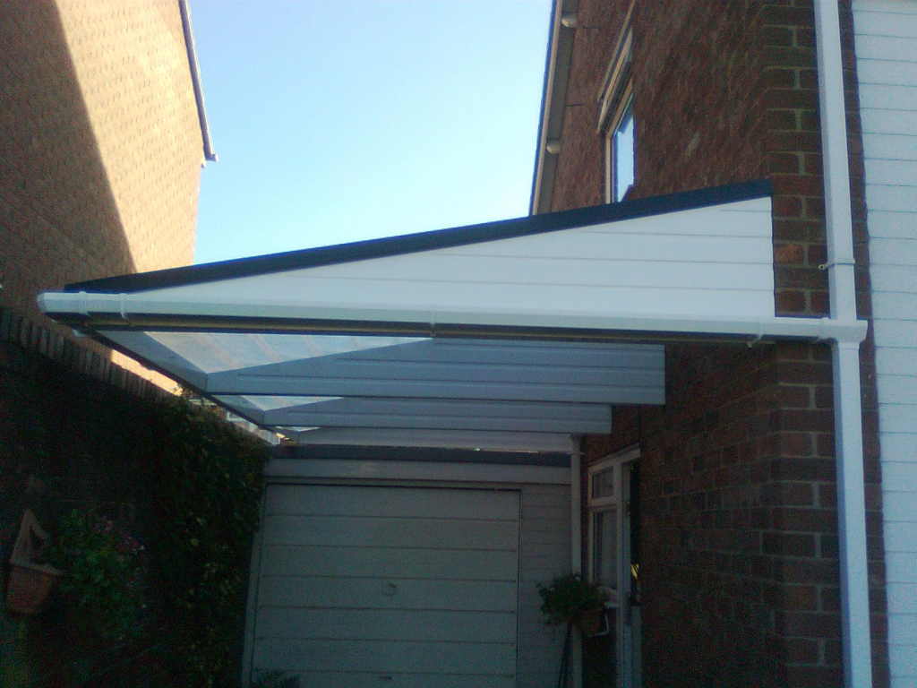 Carports  Canopies  Evolution Canopy System  Clearview Picture Sample of Cantilever Carport Kits Uk