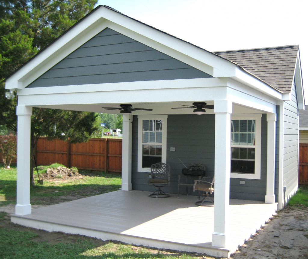 Carports Custom Design Car Garage With Carport Plans Picture Example in Garage And Carport Plans