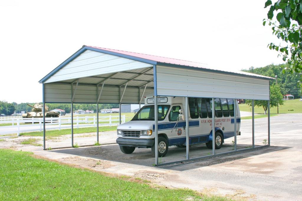 Carports Davis Ok  Davis Oklahoma Metal Carports Image Sample in Metal Carport Oklahoma