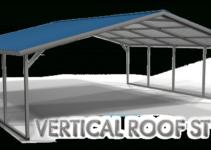 Carports Garages Image Sample for Metal Carport Roof