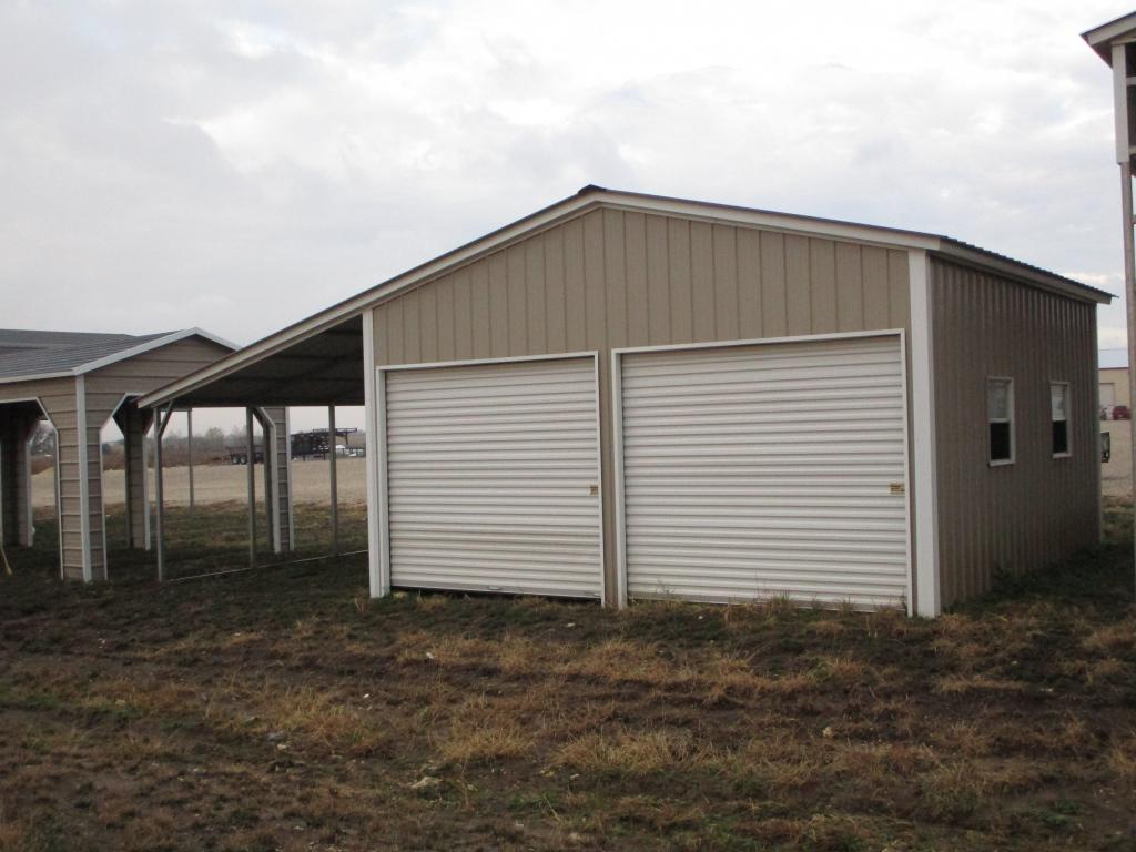 Carports Metal Garages Dfw  Cleburne Waxahachie Hillsboro Picture Example of Metal Carport Installers