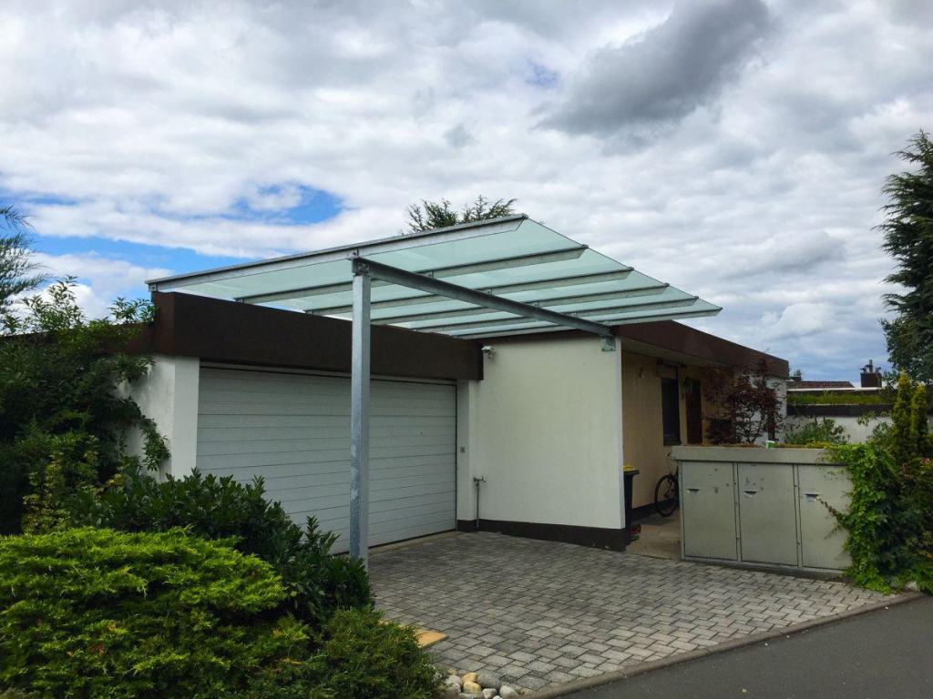 Carports  Stahl In Form Photo Example in Metal Carport Components