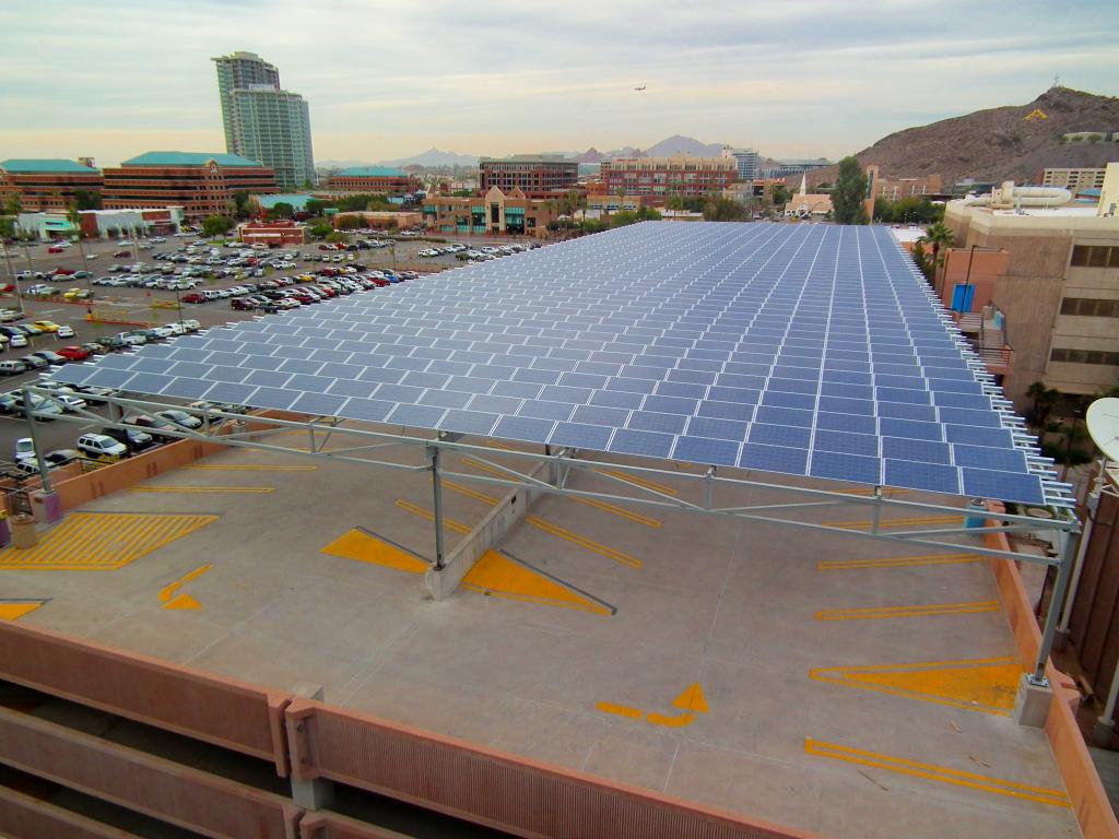 Commercial Energy Infomation Deregulation Update Photo Example for Commercial Solar Carport Cost Per Watt