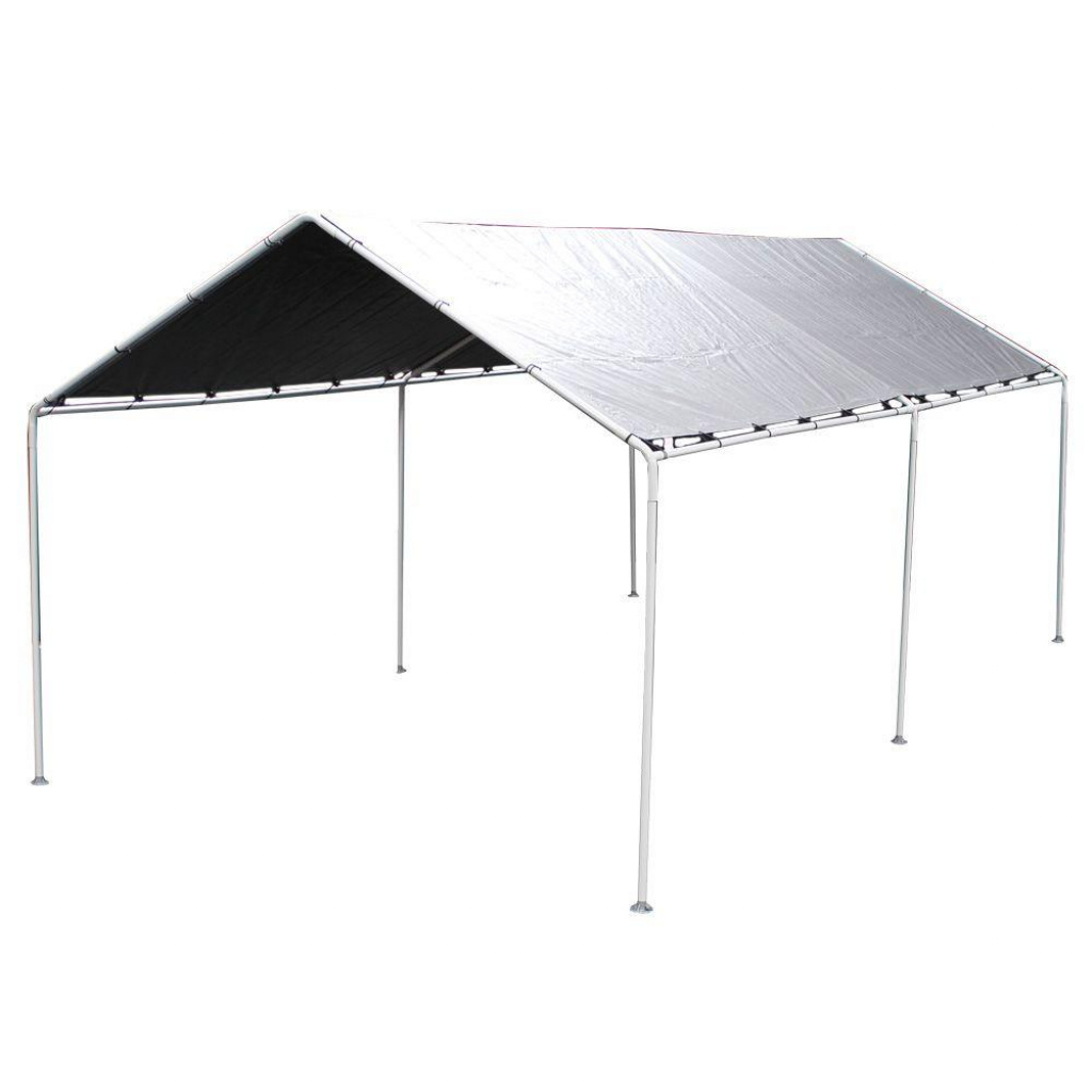Decorating Steel Frame Carport Canopy For Outdoor Photo Example of Outdoor Canopy Carport
