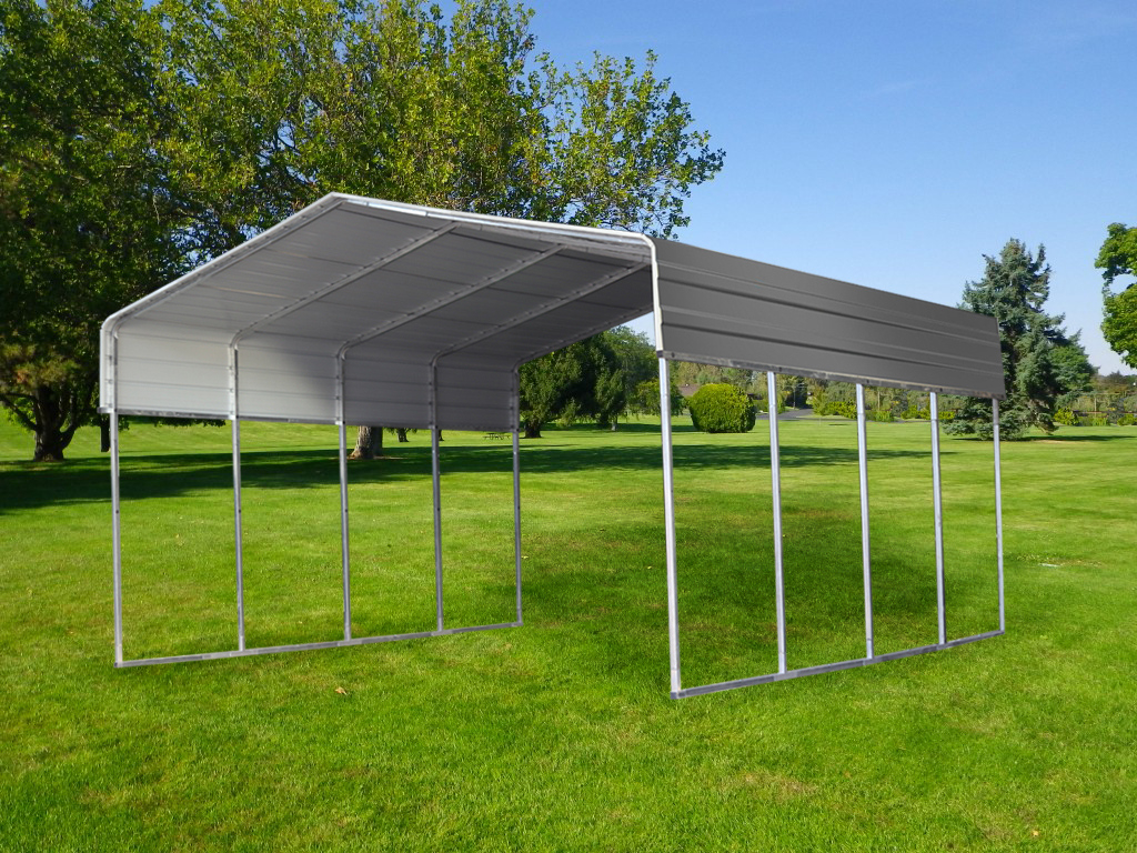 Details About Steel Carport 33X6M Portable Shelter Carports Kit Gazebo  Pergola Backyard Shed Image Sample for Diy Solar Carport Kit
