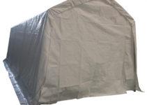 Details Zu Portable Garage Carport Shelter Car Port Canopy 3M X 6M  Galvanised Frame White Photo Sample for Portable Garage Carport Shelter Car Canopy