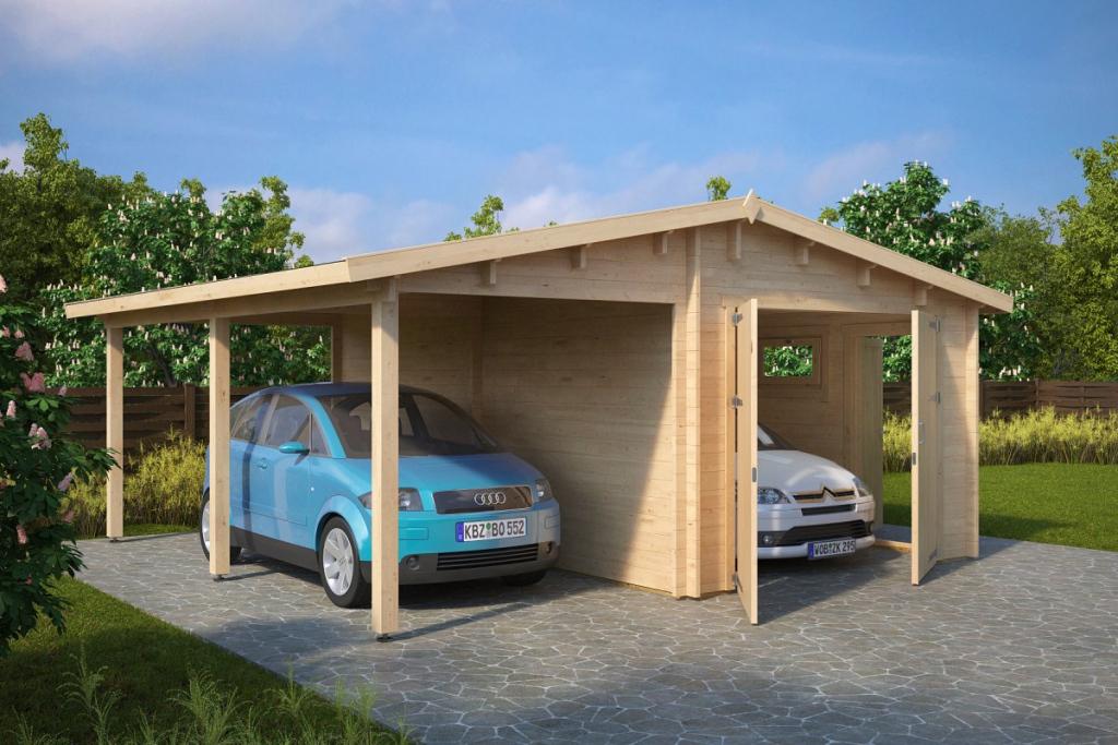 Direct Carport An Garage All Designs Combo Steel Prefab Ltd Facade Sample in Garage Carport Combo