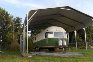 Diy Carport Canopy  Learn How To Build A Carport Tent In An Image Example for Diy Carport Cost