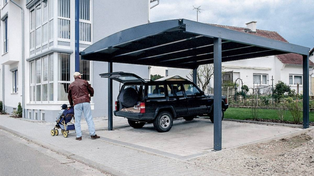 Duo  Wöhr Autoparksysteme Gmbh Picture Sample of How To Lift A Metal Carport