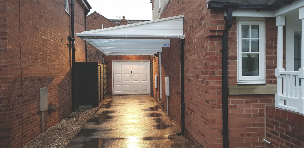 ❶❷❸  Carport Canopy In Harrowgate123V Plc  123V Plc Photo Example in Driveway Carport Canopy