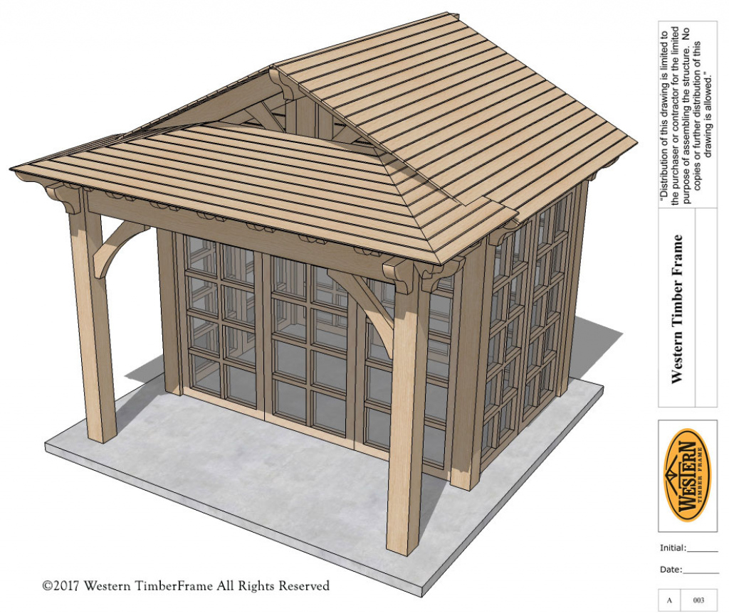 Easily Build Your Own Carport Rv Cover  Western Timber Frame Facade Sample in Wood Frame Carport Plans