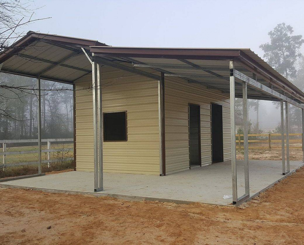Enchanting Metal Carport Tubing Square Home Improvement Image Example of Enclosed Carport Kits