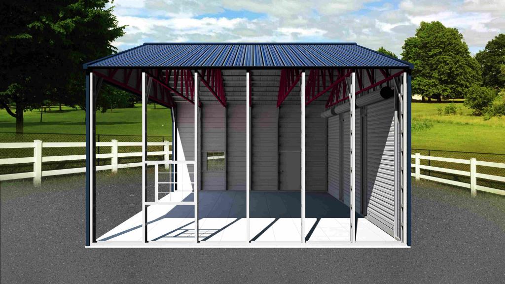 Enchanting Metal Carport Tubing Square Home Improvement Photo Example in Metal Carport Frame Components