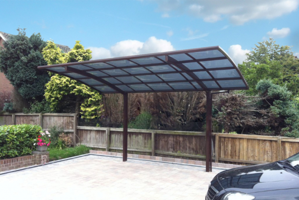 Everything You Need To Know About Carports  Canopies Uk Picture Sample for Cantilever Carport Kits Uk