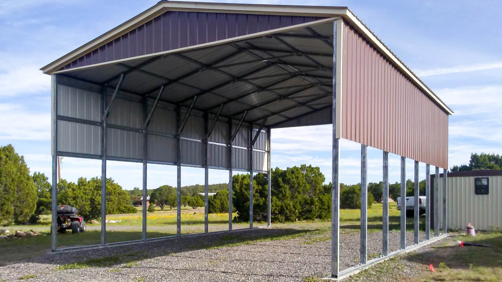 Features  American Steel Carports Inc Picture Sample of American Steel Carport Sales