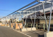 Finden Sie Hohe Qualität Solar Carport Struktur Installation Photo Sample for Solar Carport Installers