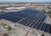 France Opens Biggest Solar Carport – Pv Magazine International Picture Sample for Commercial Solar Carport Cost Per Watt