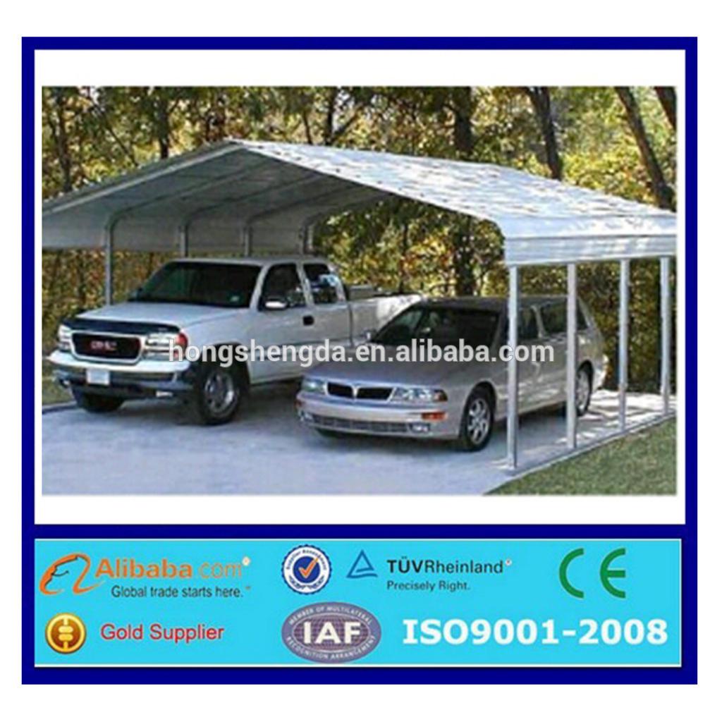 Free Standing Aluminum 2 Car Metal Carport  Buy Sheet Metal Carport  Product On Alibaba Picture Example of Metal Carport Sheets