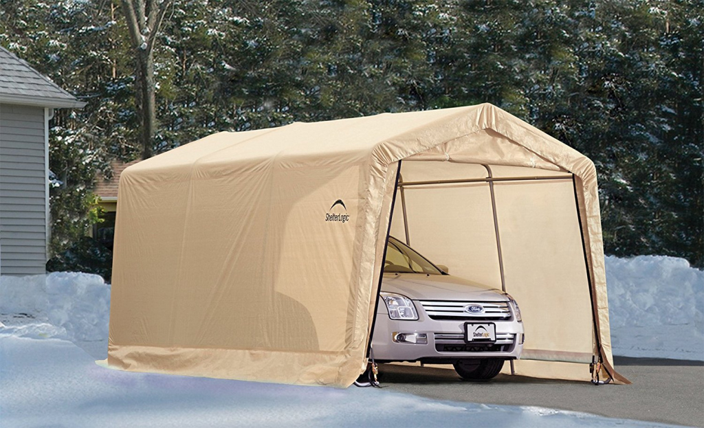 Harbor Freight Portable Garage Instructions  Royals Courage Photo Example in Shelterlogic Portable Garage Canopy Carport 10' X 20'