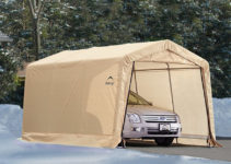 Harbor Freight Portable Garage Instructions  Royals Courage Picture Example in Carport Canopy Harbor Freight