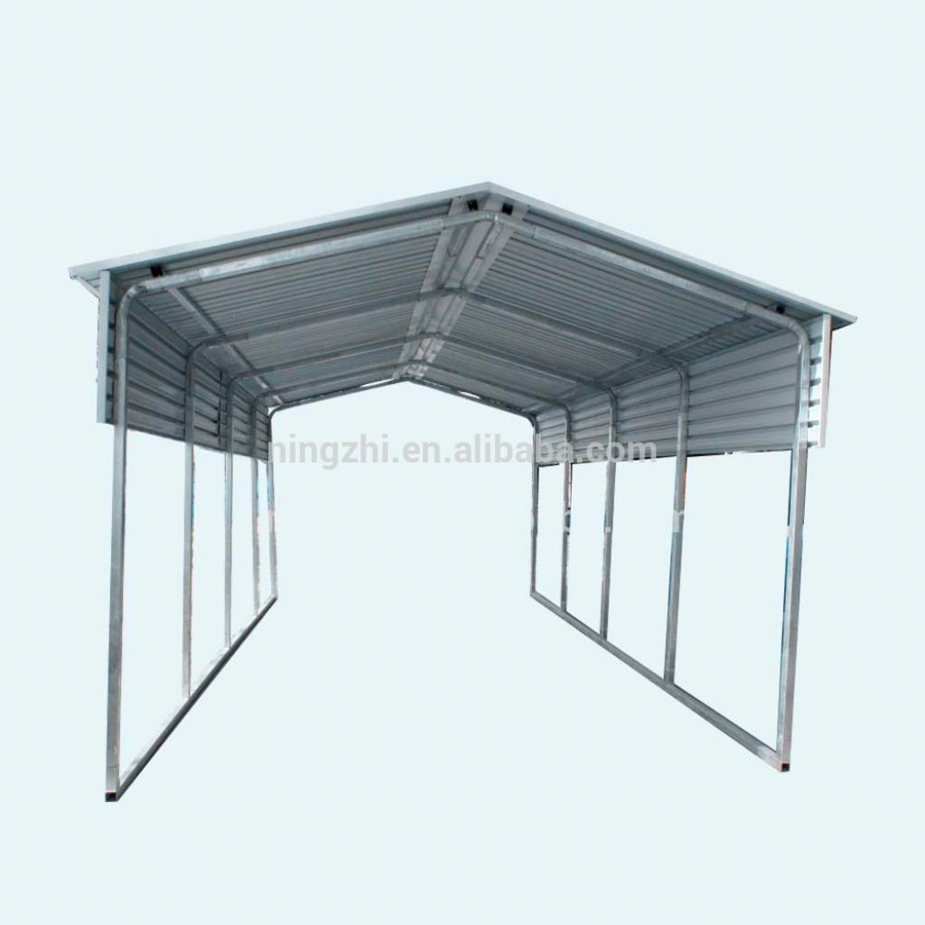 Heavy Duty Metal Carports  Buy Cheap Steel Garagemetal Frame Carportused  Metal Carports Sale Product On Alibaba Facade Sample in Metal Carport With Shop