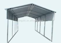 Heavy Duty Metal Carports  Buy Cheap Steel Garagemetal Frame Carportused  Metal Carports Sale Product On Alibaba Photo Example for Metal Carport Used