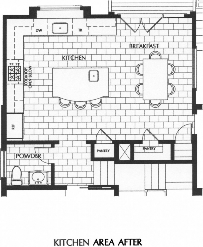House Plans With Large Kitchens And Pantry Or Plan Hz Narrow Picture Example of House Plans With Carport In Back