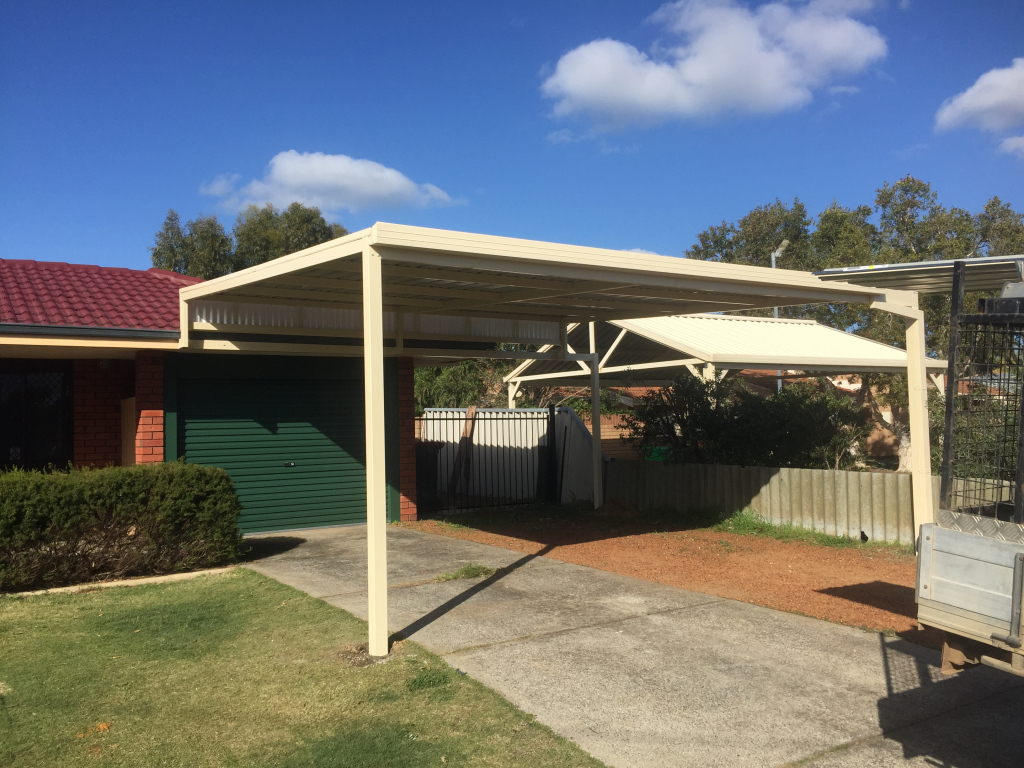 How Close To The Boundary Can I Build My Carport Image Sample of Build Attached Carport