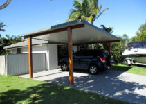 How To Build A Flat Roof Carport Prices Kit Lowes Plans Picture Example for How To Build A Flat Roof Carport