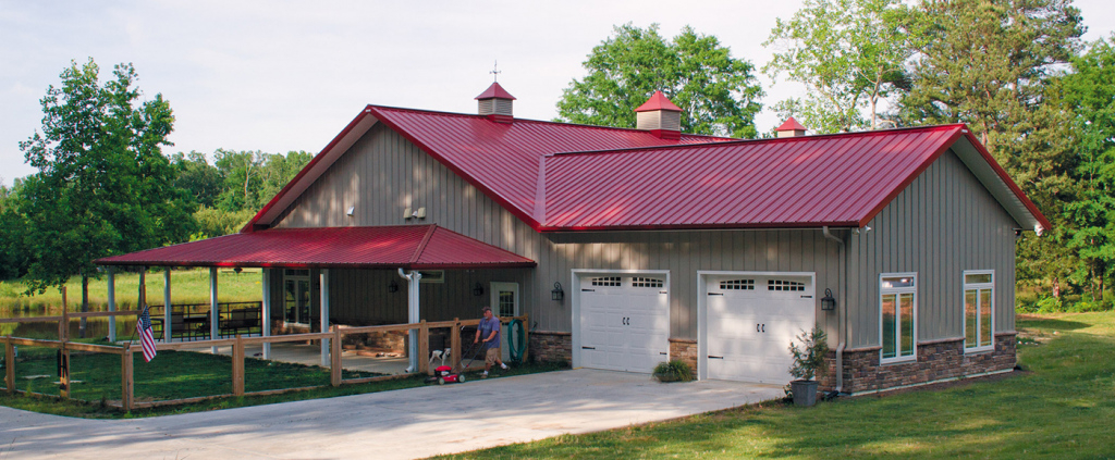 11+ Appealing How To Turn A Metal Carport Into A Garage ...